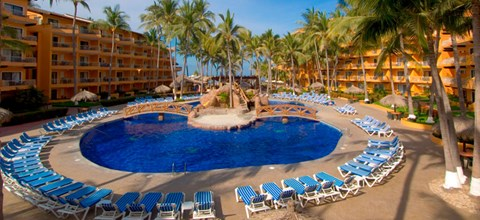 Villa del Palmar Puerto Vallarta Swimming Pool
